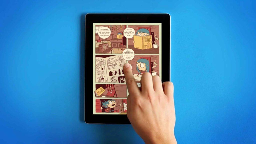 5,392作品以上の漫画が無料で読み放題!コミックサイト「漫画図書館Z」